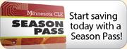 Save with the Minnesota CLE Season Pass