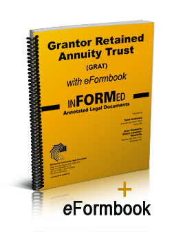 """grantor retained annuity trust analysis What is a grat a """"grat"""" is an acronym for a grantor retained annuity trust grats provide clients with the opportunity to transfer substantially appreciating assets to their children and other family members with little or no gift tax cost."""